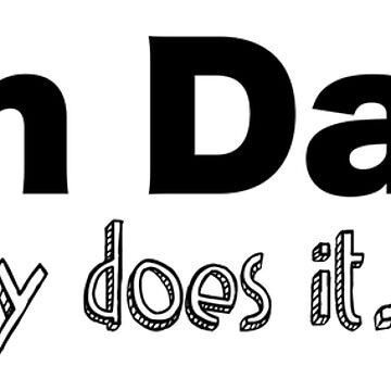 John Dalton - gently does it . . .  by john-dalton