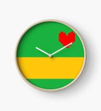 Chara (undertale) Clock