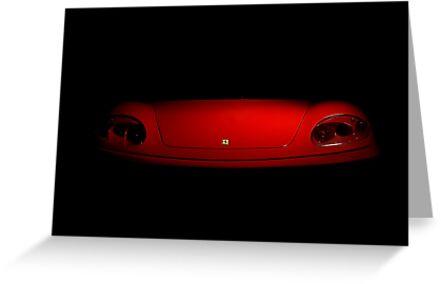 Ferrari 360F1 Spider 3 by Dave Reid