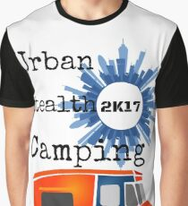 Urban Stealth Camping 2017 Graphic T-Shirt