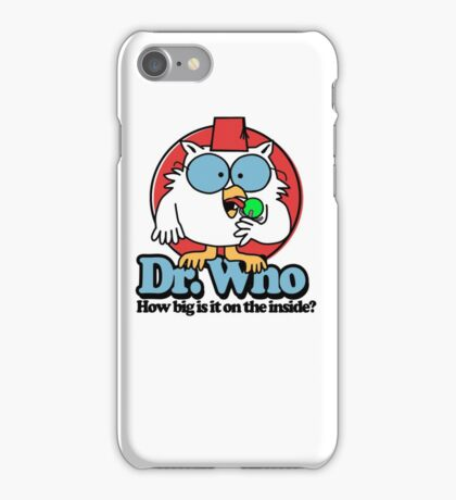 The World May Never Know iPhone Case/Skin