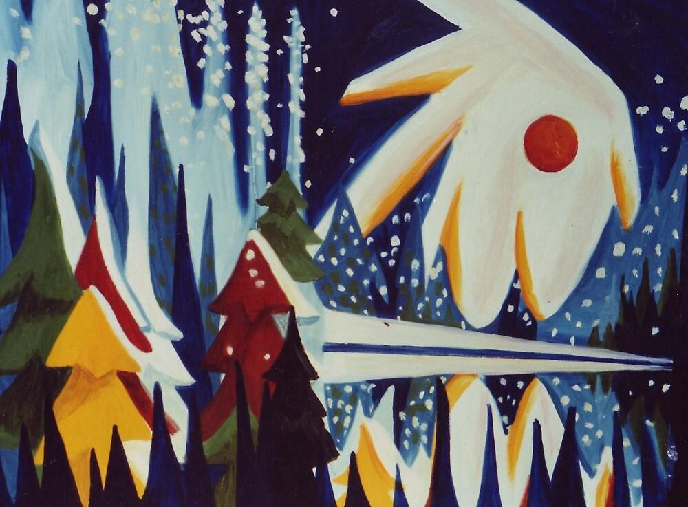 Canadian Sky by Jill Mattson