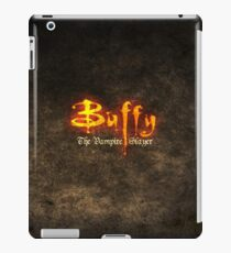 Bufffy The Vampire Slayer iPad Case/Skin