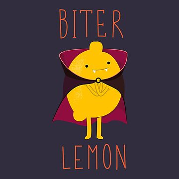 Biter Lemon by weoos02