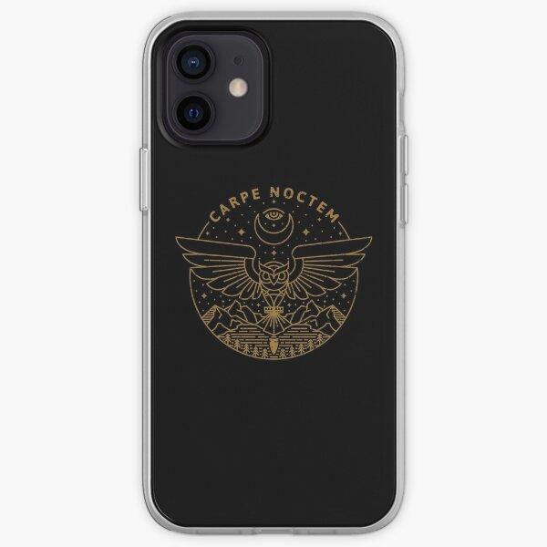 Carpe Noctem iPhone Soft Case