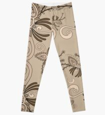 57 decoration Rosa Leggings