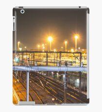 Railway Night Lights iPad Case/Skin