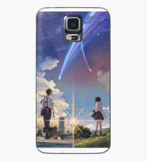 Kimi no na wa poster high quality Case/Skin for Samsung Galaxy