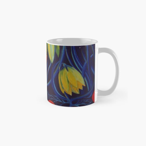 The Love of a Flower Classic Mug
