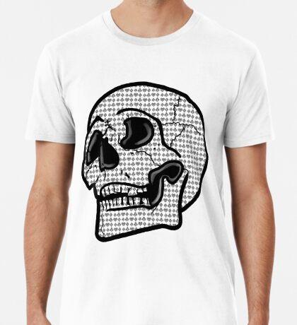 Poker Skull Premium T-Shirt