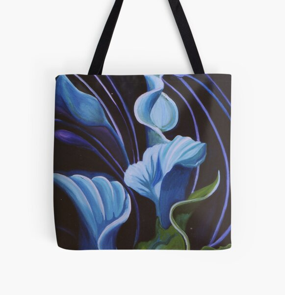 The Lily All Over Print Tote Bag