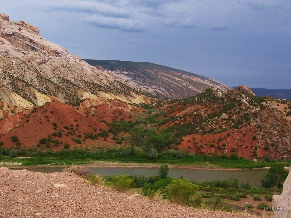Flaming Gorge by jsmusic