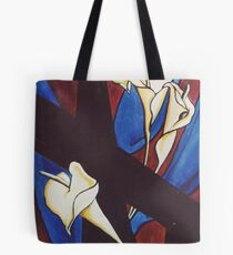 Lily Cross Tote Bag
