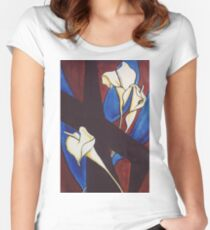 Lily Cross Women's Fitted Scoop T-Shirt