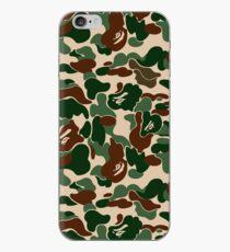 BAPE OG Grün Camo iPhone-Hülle & Cover