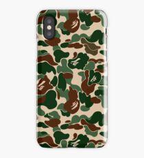 BAPE OG Green Camo iPhone Case/Skin
