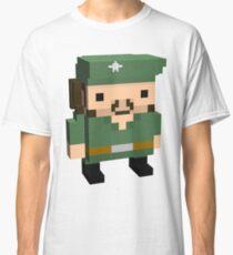 Che Guevara Blocky Parody Classic T-Shirt