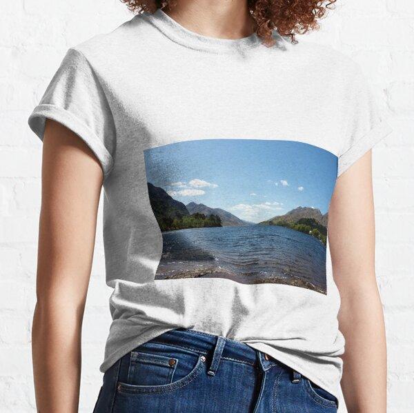 Loch Sheil, Skye, Lochaber and Badenoch Classic T-Shirt