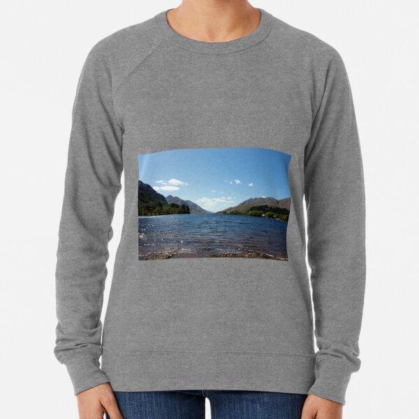 Loch Sheil, Skye, Lochaber and Badenoch Lightweight Sweatshirt
