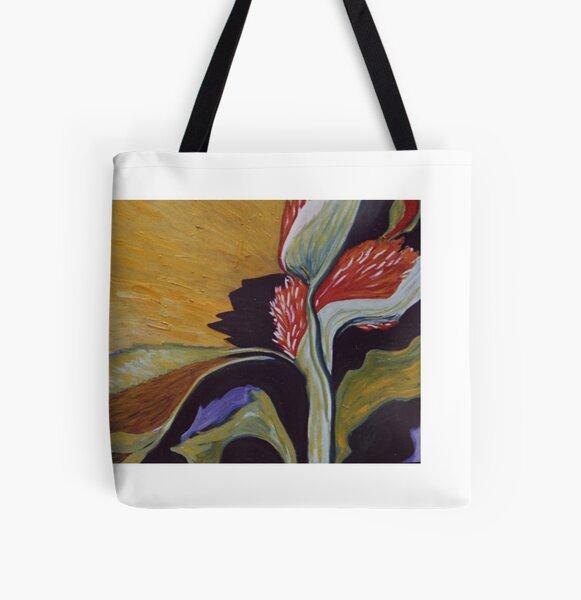 Hello Sun All Over Print Tote Bag