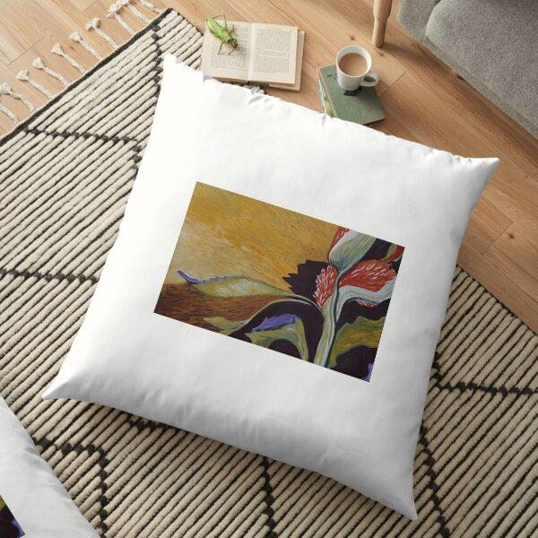 Hello Sun Floor Pillow
