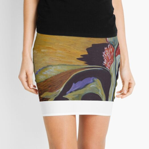 Hello Sun Mini Skirt