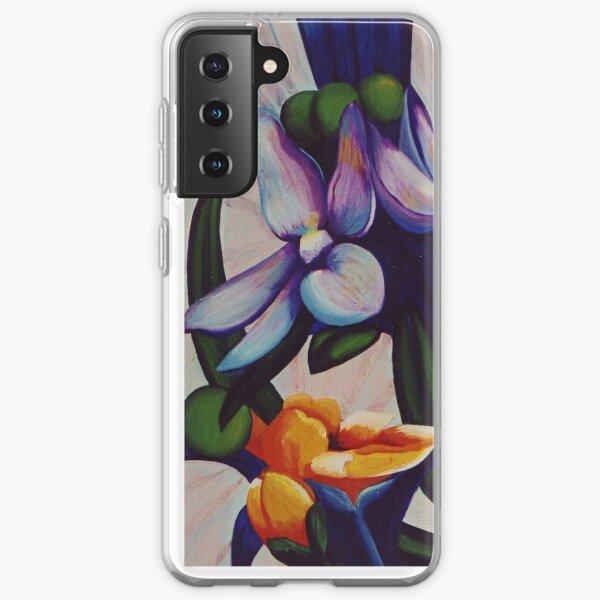 Flower Light Samsung Galaxy Soft Case