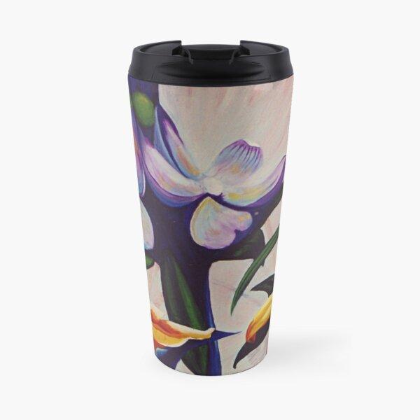 Flower Light Travel Mug