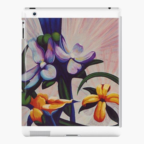 Flower Light iPad Snap Case
