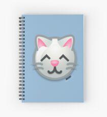 MEOW! Spiral Notebook