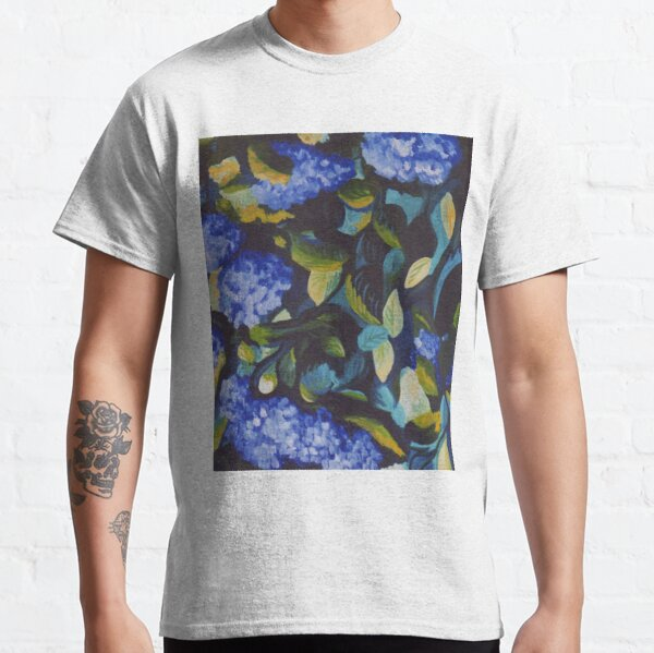Dance in Blue and Green Classic T-Shirt