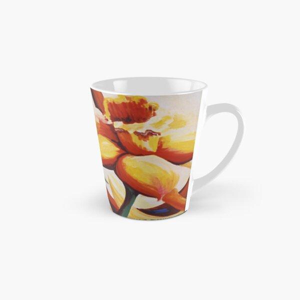 Daffodil Dance Tall Mug