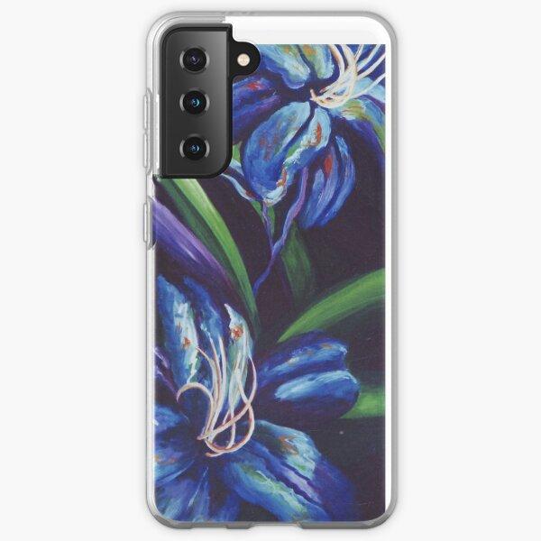 Blue Rhapsody Samsung Galaxy Soft Case