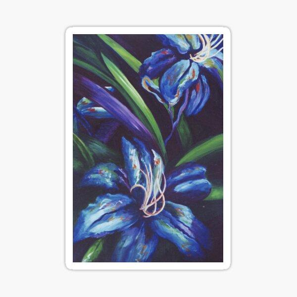 Blue Rhapsody Sticker
