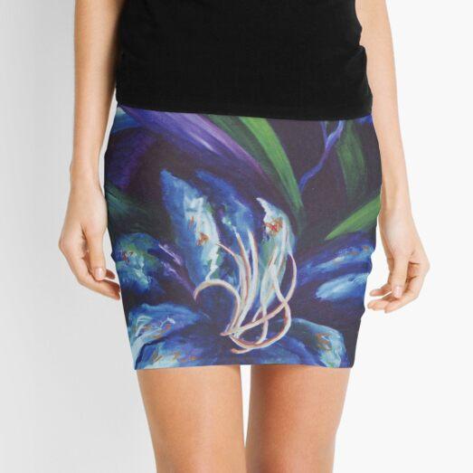 Blue Rhapsody Mini Skirt