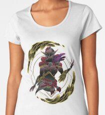 The rebel Women's Premium T-Shirt