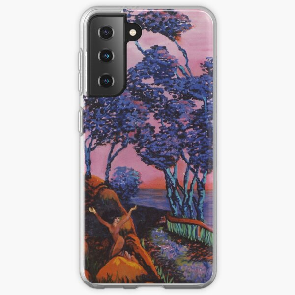 Welcoming of the Water Spirit Samsung Galaxy Soft Case