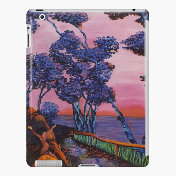 Welcoming of the Water Spirit iPad Snap Case