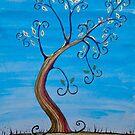 Birds in the Tree by FrancesArt