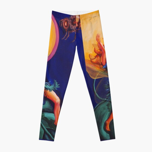 The Spell of the Bees Leggings