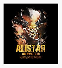 League of Legends ALISTAR - The Minotaur Photographic Print