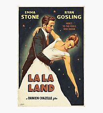 La La Land Art Photographic Print