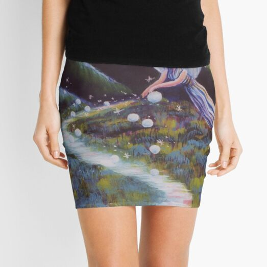 The Blessing Mini Skirt