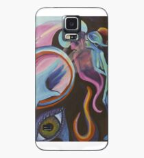 Mirror Spirit in the Wind Case/Skin for Samsung Galaxy