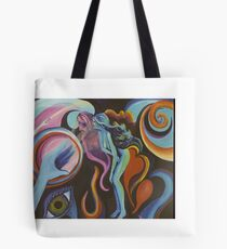 Mirror Spirit in the Wind Tote Bag