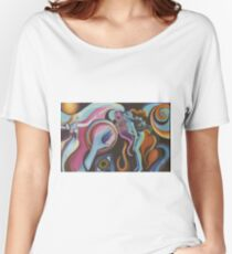 Mirror Spirit in the Wind Women's Relaxed Fit T-Shirt