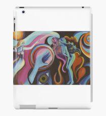 Mirror Spirit in the Wind iPad Case/Skin