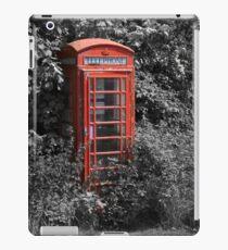 Telephone Box  iPad Case/Skin