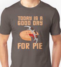 Klingon Pie Unisex T-Shirt