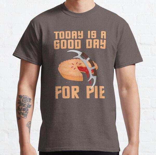 Klingon Pie Classic T-Shirt
